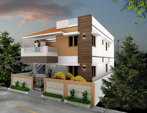 Proposed Residence For Adv.SundarRajan